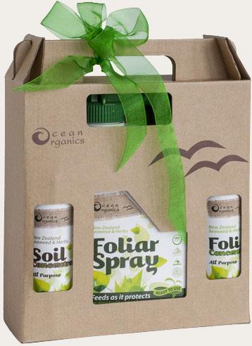 Ocean Organics Gift Pack